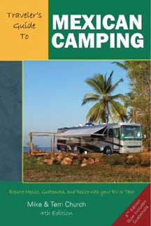 Traveler's Guide to Mexican Camping Cover
